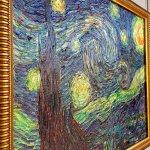 Картина покрытая текстурным гелем