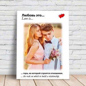 Love is Картина