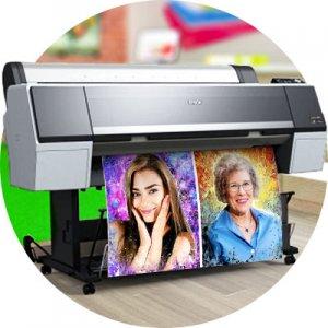Печатающий принтер